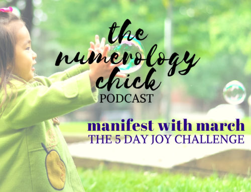 #50: March's Manifestation Experiment: The 5 Day Joy Challenge