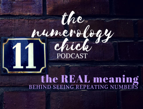 The Meaning of Seeing Repeating Numbers: It's Not What You Think