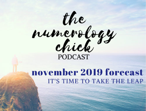 November 2019 Forecast: It's Time to Take That LEAP!