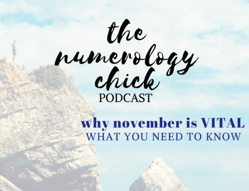 November Pep-talk #1: Why this month is VITAL for you!
