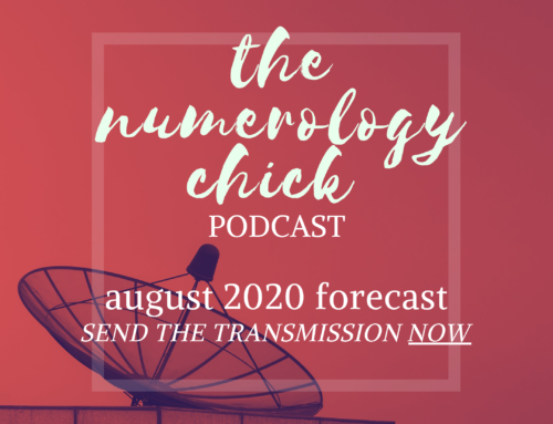 August 2020 Forecast: Send the Transmission NOW