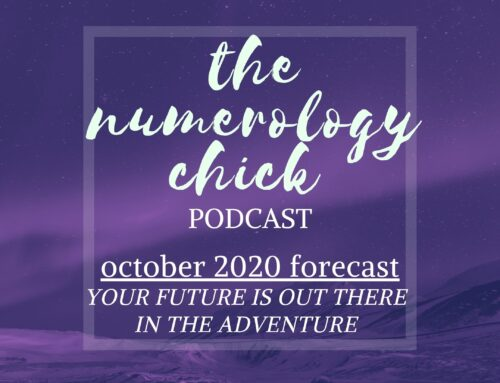 October 2020 Forecast: Your Future is Out in the Adventure