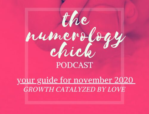 November's Numerology Guide: Growth Catalyzed By Love