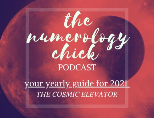 Your 2021 Yearly Numerology Guide (and January Forecast!): A Cosmic Elevator is Here!